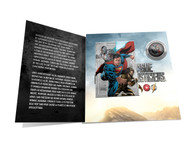 2018 25-CENT LENTICULAR COIN THE JUSTICE LEAGUE™