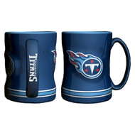 TENNESSEE TITANS NFL RELIEF MUG