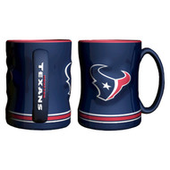 HOUSTON TEXANS NFL RELIEF MUG