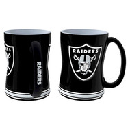 OAKLAND RAIDERS NFL RELIEF MUG