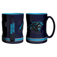 CAROLINA PANTHERS NFL RELIEF MUG