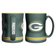 GREEN BAY PACKERS NFL RELIEF MUG