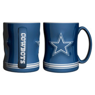 DALLAS COWBOYS NFL RELIEF MUG
