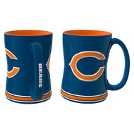 CHICAGO BEARS NFL RELIEF MUG