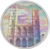 2006 $20 FINE SILVER - NOTRE DAME BASILICA OF MONTREAL