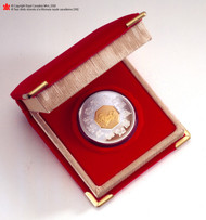 2002 $15 LUNAR SILVER & GOLD COIN - YEAR OF THE HORSE