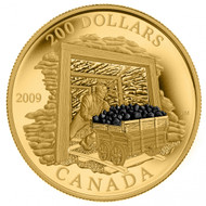 2009 22-KARAT GOLD COIN - COAL MINING TRADE - QUANTITY SOLD: 2,241