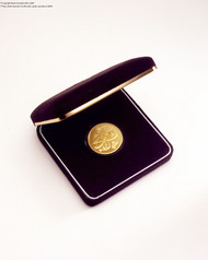 2000 $200 MOTHER AND CHILD GOLD COIN - QUANTITY SOLD: 7,410