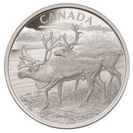 2013 $250 SILVER COIN - THE CARIBOU