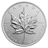 2014 $5 FINE SILVER COIN BULLION REPLICA