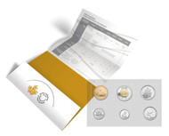 2014 UNCIRCULATED PROOF-LIKE COIN SET