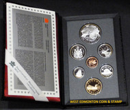 1996 PROOF DOUBLE DOLLAR SET