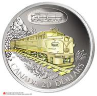 2003 TRANSPORTATION SERIES - CN DIESEL-ELECTRIC LOCOMOTIVE 9400, # FA1