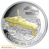 2003 TRANSPORTATION SERIES - HMCS BRAS D'OR QUANTITY SOLD: 31,997