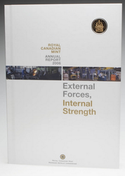 2006 ANNUAL REPORT; TRADITIONAL 50-CENT STERLING SILVER SELECTIVELY GOLD PLATED COIN - QUANTITY SOLD: 4,162