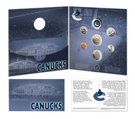 2007 / 2008 NHL COIN SET-VANCOUVER CANUCKS