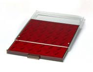 ROUND CARGO MB TRAYS - AVAILABLE IN MULTIPLE SIZES - FIT ALUMINIUM COIN BOXES