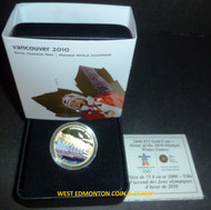 2008 OLYMPIC $75 14KT GOLD COIN - HOME OF THE 2010 OLYMPIC WINTER GAMES