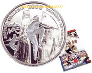 2002 50 CENT STERLING SILVER COIN - FESTIVALS OF CANADA - SQUAMISH DAYS