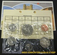 1981 UNCIRCULATED PROOF-LIKE SET
