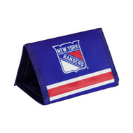 NEW YORK RANGERS - NYLON TRI-FOLD WALLET