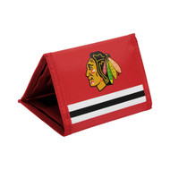 CHICAGO BLACKHAWKS - NYLON TRI-FOLD WALLET