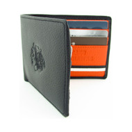 CHICAGO BLACKHAWKS - GENUINE LEATHER WALLET