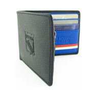 NEW YORK RANGERS - GENUINE LEATHER WALLET