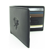 PITTSBURGH PENGUINS - GENUINE LEATHER WALLET