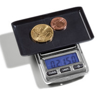 DIGITAL SCALES FOR COINS - UP TO 100G - WEIGHING UP TO 2ND DECIMAL (0.01)