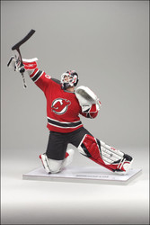 MARTIN BRODEUR MCFARLANE FIGURE SERIES 22 NEW JERSEY DEVILS HOME JERSEY (RED)