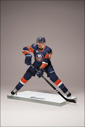 JOHN TAVARES MCFARLANE FIGURE SERIES 24 NEW YORK ISLANDERS HOME JERSEY (BLUE)
