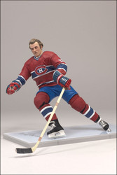 GUY LAFLEUR MCFARLANE FIGURE LEGENDS SERIES 5 MONTREAL CANADIENS HOME JERSEY (RED)