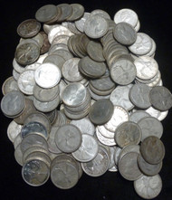 PRE 1966 CANADIAN SILVER QUARTERS - 10-DOLLARS FACE VALUE