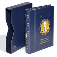 VISTA UNITED STATES COIN BINDER - NATIONAL PARK QUARTERS