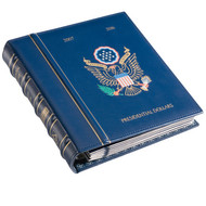 VISTA UNITED STATES COIN BINDER - PRESIDENTIAL DOLLARS