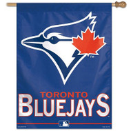 MLB  TORONTO BLUE JAYS VERTICAL'  FLAG ( WINCRAFT )