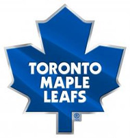 NHL TORONTO MAPLE LEAFS AUTOMOTIVE TEAM LOGO EMBLEM