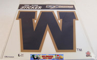 WINNIPEG BLUE BOMBERS LOGO STICKER DECAL - CFL FOOTBALL - 20 CM X 20 CM
