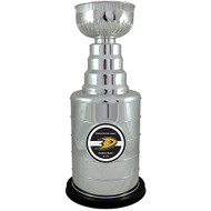 ANAHEIM DUCKS - STANLEY CUP COIN BANK - NHL HOCKEY
