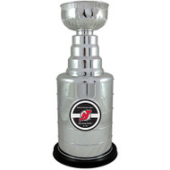 NEW JERSEY DEVILS - STANLEY CUP COIN BANK - NHL HOCKEY
