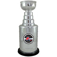 QUEBEC NORDIQUES - STANLEY CUP COIN BANK - NHL HOCKEY