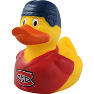 MONTREAL CANADIENS NHL HOCKEY BATHTUB RUBBER DUCK