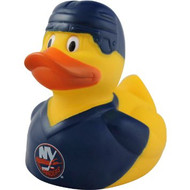 NEW YORK ISLANDERS NHL HOCKEY BATHTUB RUBBER DUCK