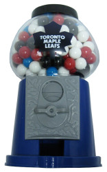 TORONTO MAPLE LEAFS NHL HOCKEY GUMBALL COIN BANK