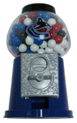 VANCOUVER CANUCKS NHL HOCKEY GUMBALL COIN BANK