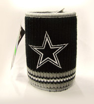 DALLAS COWBOYS NFL WOOL KOOZIE - BEVERAGE INSULATOR