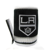 LOS ANGELES KINGS  NHL WOOL KOOZIE - BEVERAGE INSULATOR