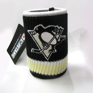 PITTSBURGH PENGUINS  NHL WOOL KOOZIE - BEVERAGE INSULATOR