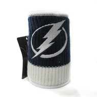 TAMPA BAY LIGHTNING  NHL WOOL KOOZIE - BEVERAGE INSULATOR
